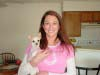 Photo of Lindsey Bruce, DPN (Banfield on Gartrell Hospital 's dog