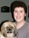 Photo of Sherry Hayes, Eberle Animal Hospital's dog