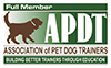 Association of Professional Dog Trainers - Full Member (APDT)