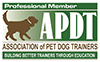 Association of Professional Dog Trainers - Professional Member (APDT)