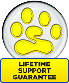 lifetime support of the dog guarantee