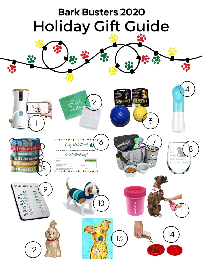 doggy gift guide