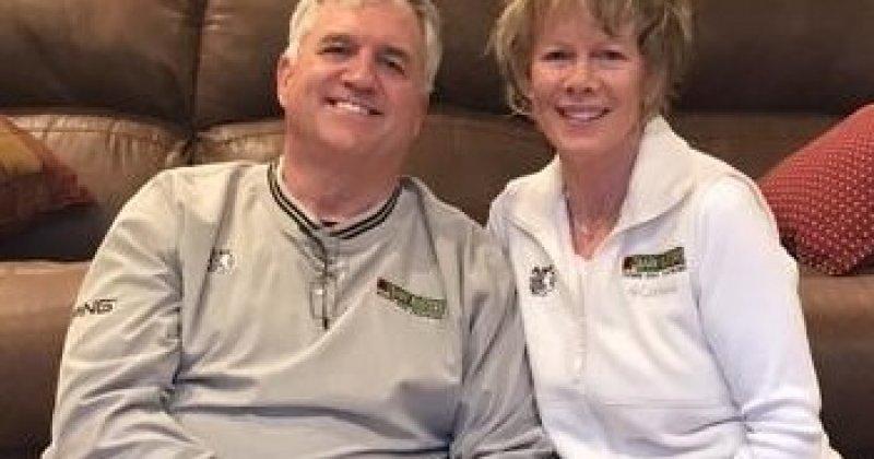 Buck & Ruth Skinner