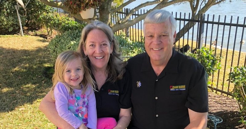 Pat, Sheryl & April Conn